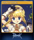 Ragnarok Online Card 8