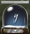Snow Globes Foil 09