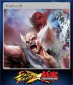 Street Fighter X Tekken Card 4