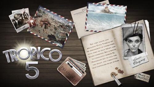 Tropico 5 Artwork 3