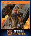 Z Steel Soldiers Card 04