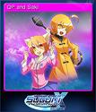 Acceleration of Suguri X-Edition Card 3