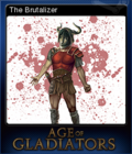 Age Of Gladiators Card 1