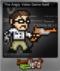 Angry Video Game Nerd Adventures Foil 1