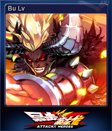 Attack Heroes Card 4