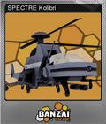 Banzai Escape Foil 7