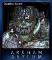 Batman Arkham Asylum Game of the Year Edition Card 2