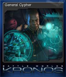 Battle Worlds Kronos Card 8