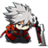 BlazBlue Calamity Trigger Emoticon Ragna