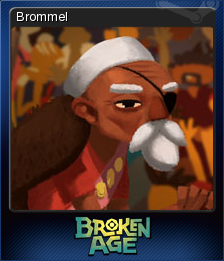 Broken Age Card 7