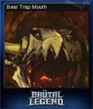 Brutal Legend Card 2