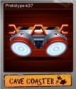 Cave Coaster Foil 02