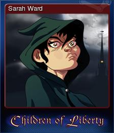 Children of Liberty Card 06