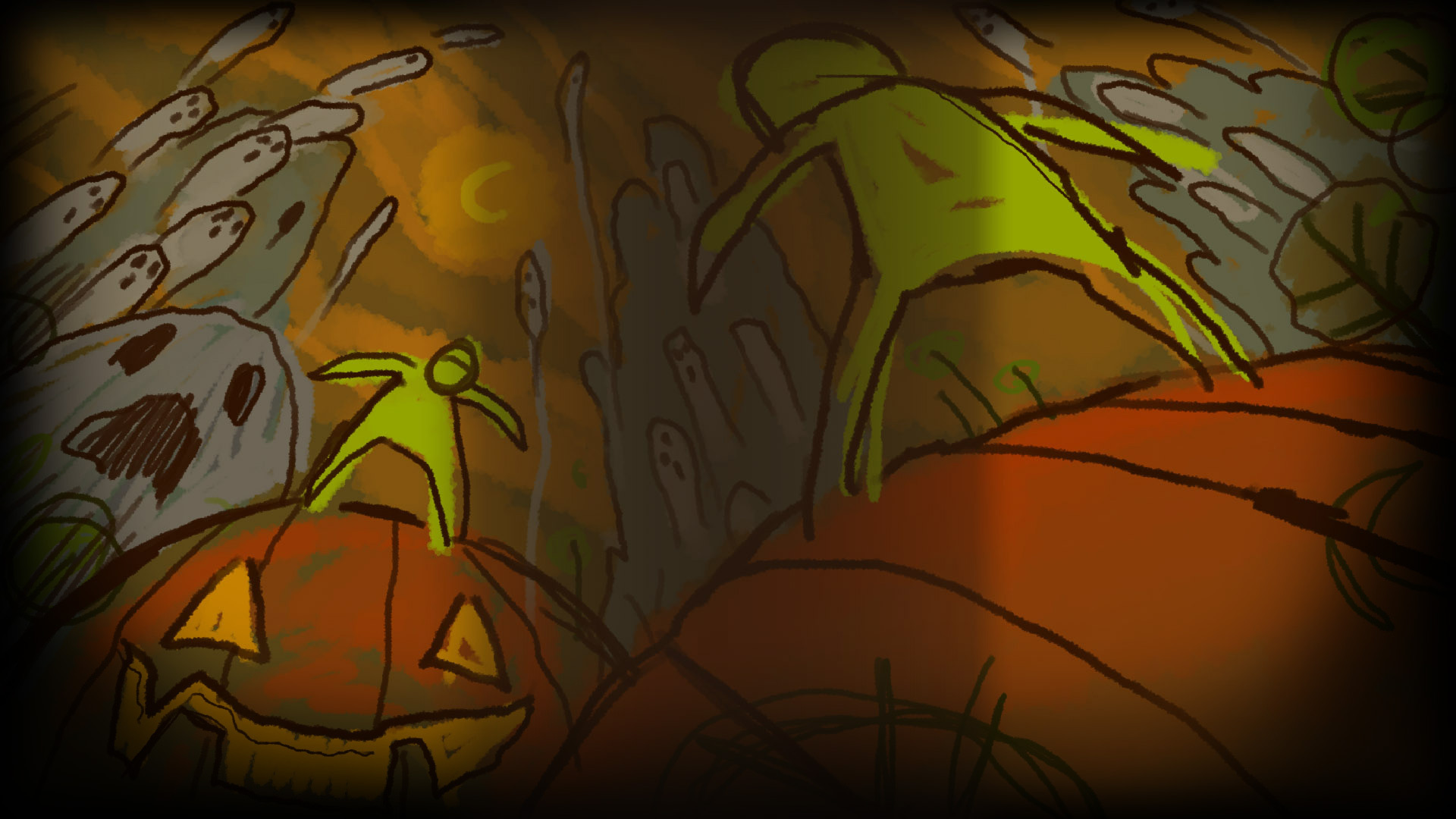 Costume Quest Background Battle Arena.jpg & Image - Costume Quest Background Battle Arena.jpg | Steam Trading ...