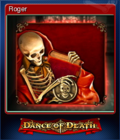 Dance of Death Card 6