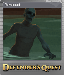 Defenders Quest Valley of the Forgotten Foil 5