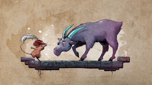 Escape Goat Artwork 2
