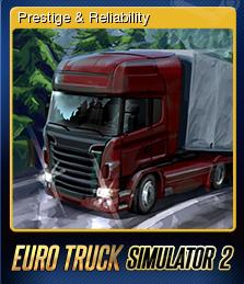 Euro Truck Simulator 2 Card 1