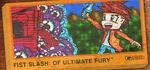 Fist Slash Of Ultimate Fury Logo