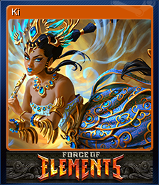 Force of Elements Card 6