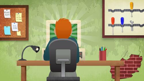 Game Dev Tycoon Artwork 1