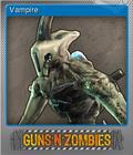 Guns n Zombies Foil 2