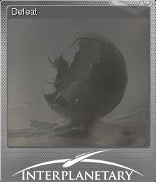Interplanetary Card 03 Foil
