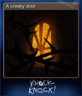 Knock-knock Card 5