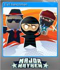 Major Mayhem Card 06 Foil