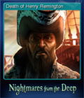 Nightmares from the Deep The Cursed Heart Card 3