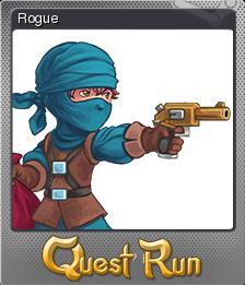 Quest Run Card 07 Foil