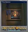 Return NULL - Episode 1 Foil 1