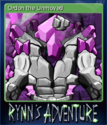 Rynn's Adventure Trouble in the Enchanted Forest Card 3