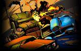 Sledgehammer Gear Grinder Background Mass Destruction