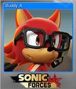 Sonic Forces Foil 1