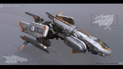 Star Conflict Artwork 06