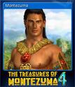 The Treasures of Montezuma 4 Card 3