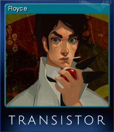 Transistor Card 05