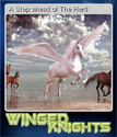 Winged Knights Penetration Card 5