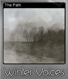 Winter Voices Foil 3