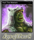 Age of Fear 2 The Chaos Lord Foil 5