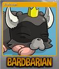 Bardbarian Foil 3