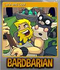 Bardbarian Foil 7