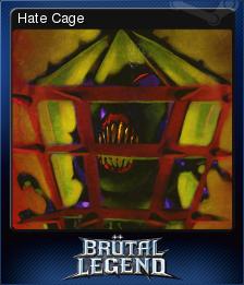 Brutal Legend Card 10