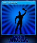 Chicken Invaders 5 Card 6
