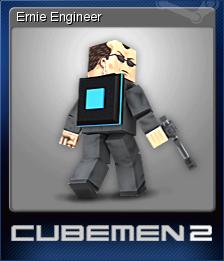 Cubemen 2 Card 10