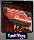 Cyberpong VR Foil 2