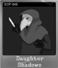 Daughter of Shadows An SCP Breach Event Foil 4