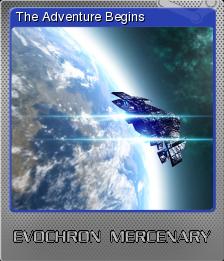 Evochron Mercenary Foil 1