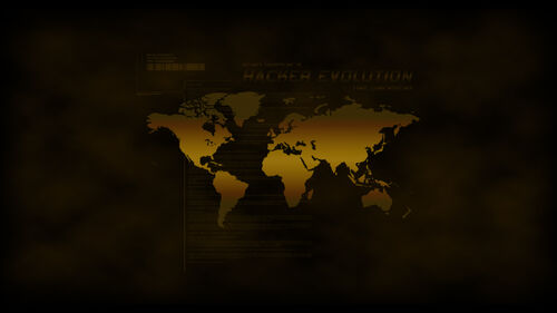Hacker Evolution Artwork 1